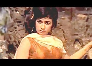 Ek Ladki Hai Jisne Song Lyrics in Hindi and Video Song – Gumnaam Manoj Kumar Movie