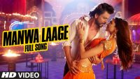 Manwa Laage Song Lyrics in English and Video Song – Happy New Year Sharukh Khan Movie