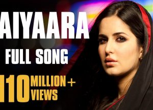 Saiyaara Song Lyrics in English and Viudeo Song – Ek Tha Tiger SalmanKhan Movie