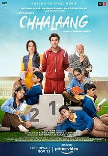 Le Chhalaang Song Lyrics – Chhalaang Movie